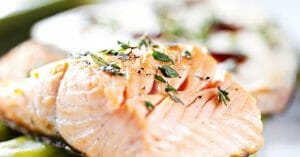 One Of The Healthiest Fish Food Is Salmon
