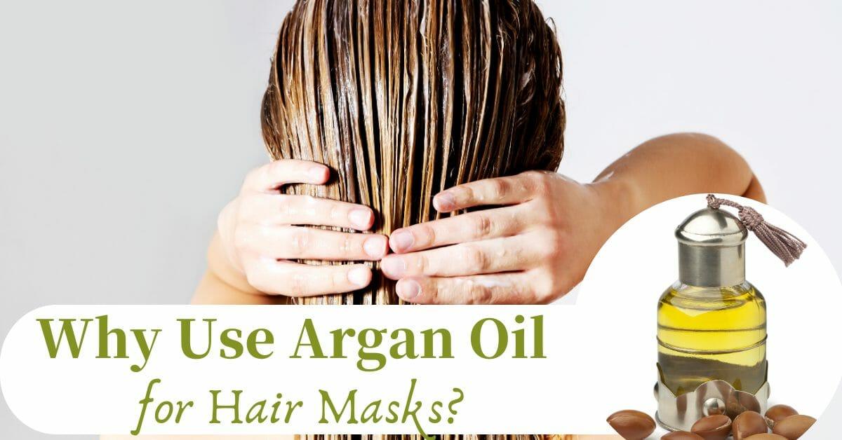 why use argan oil
