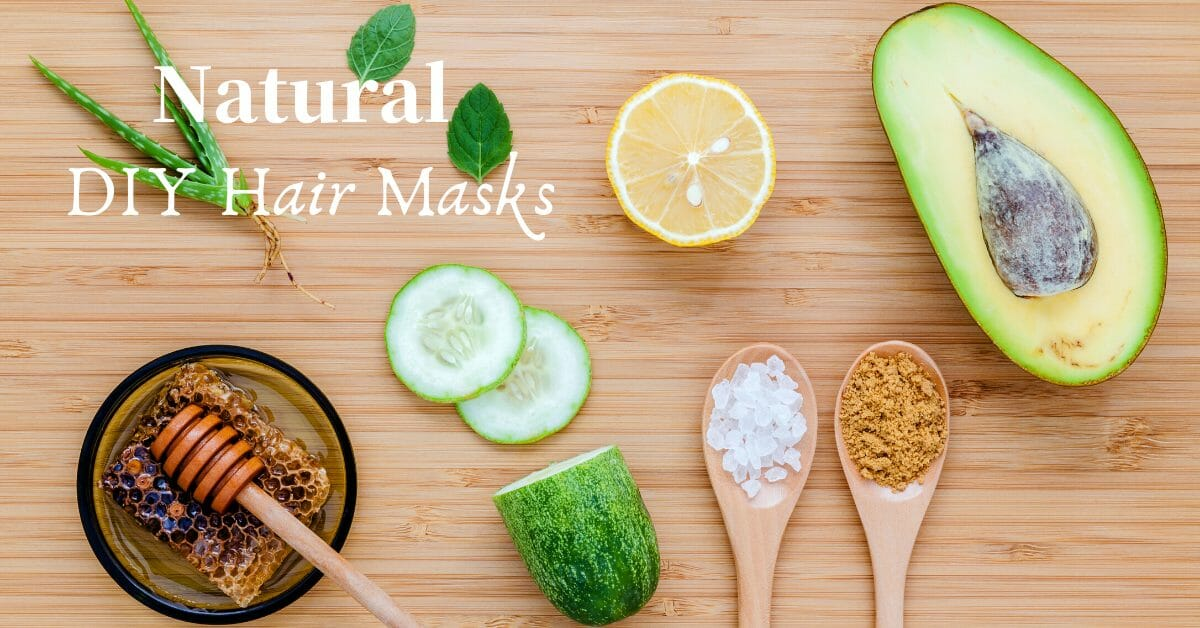 natural ingredients for hair mask