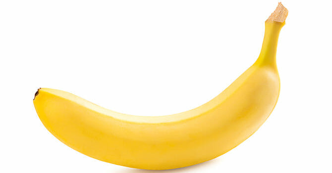 Banana Is A Great Ingredient For Hair Masks