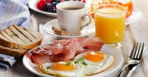 Eating A Healthy Breakfast Is Essential For Excellent Functioning