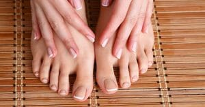 If Your Feet And Toenails Are Properly Cared, You'Ll Have Worries Displaying Them