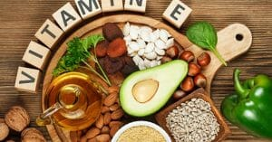 Vitamin E Is Essential For A Beautiful Skin