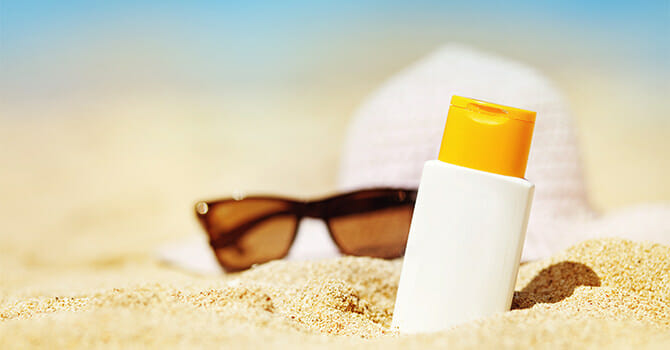 Some Sunscreen Lotions Doesn't Meet The Standards