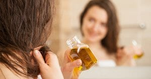 One Of The Best Oils For The Hair Is Argan