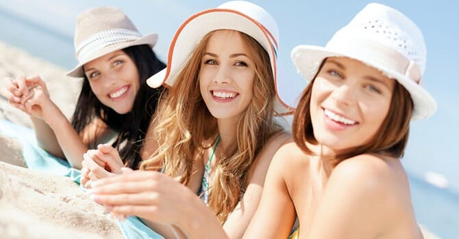 The Summer Season Is The Time To Show Off Our Beautiful Skin