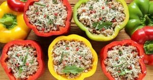 Bell Pepper Is A Great Food With Lots Of Nutrients