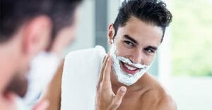 Shaving Is A Great Way To Make You Look Fresh