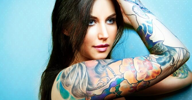 Proper Caring For Your Tattooed Skin Is Very Important
