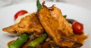 Chicken Marsala Tastes Great