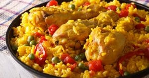 Chicken Is An Easy To Cook Fowl