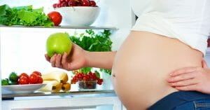 Healthy Foods Are Important For A Pregnant Woman