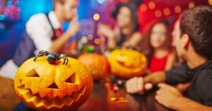 Halloween Party Is One Of The Best Parties Of The Year