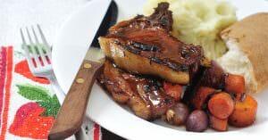 Cinnamon Apple Pork Chop Is A Fallen Dish From Heaven