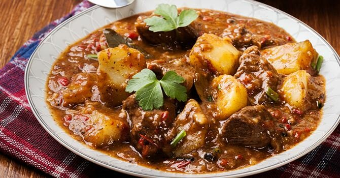 Pot Roast Is A Great Source Of Protein