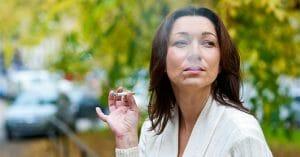 Smoking Is Never A Good Idea