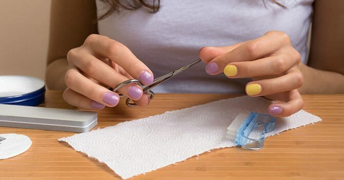 Your Nails Reflects How Well You Do Your Hygiene