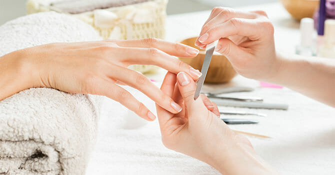 Manicure Is Easy To Learn Even If You Don'T Have Related Experience