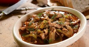 A Healthy And Delicious Food, The Stroganoff