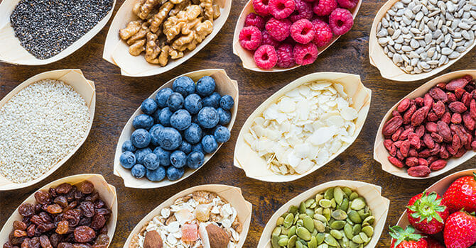 You Super Need These Superfoods Right Now