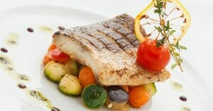 Halibut Is A Delicious Fish