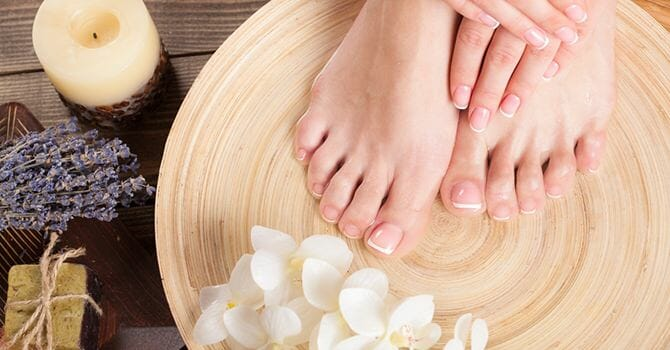 Your Feet Should Be Treated Well Because It Helps Us Move From Place To Place