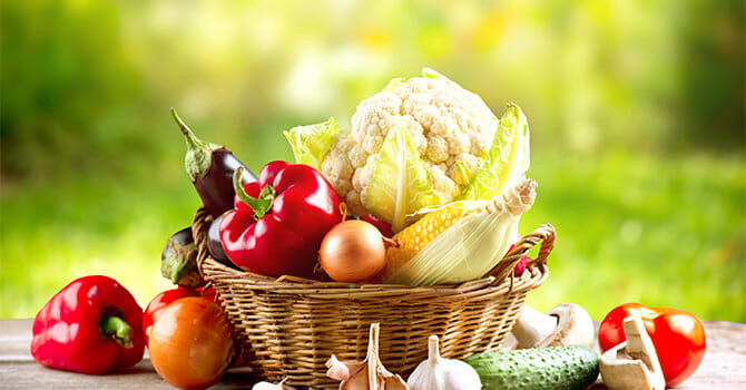 Healthy Foods Makes Our Skin Glow Radiantly