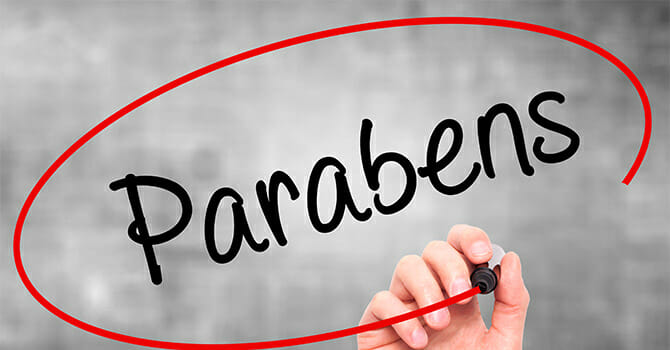 Parabens Are Harmful