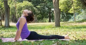 Yoga Is A Great Way To Eliminate Stress