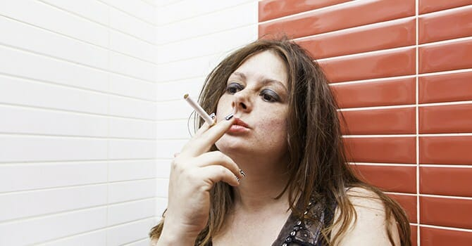 Cigarette Smoking Is Bad For Your Health