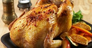 Roasted Chicken Is A Favorite