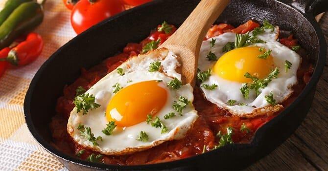 Huevos Rancheros Is Very Tasty