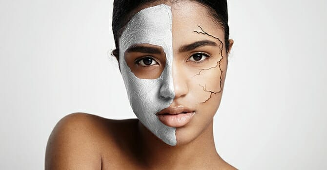 The Cold Season Weakens Our Skin