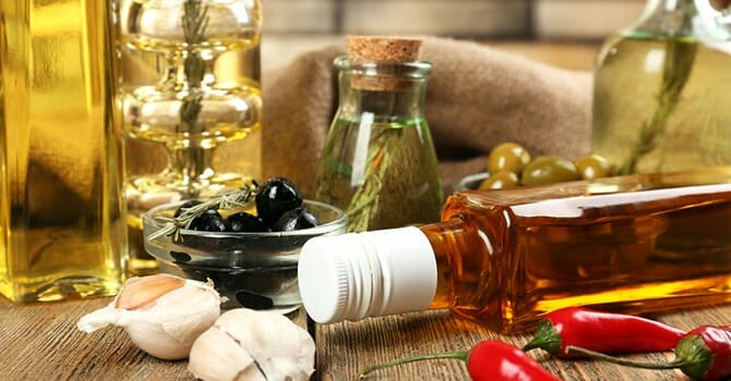 Cooking? Use Culinary Argan Oil