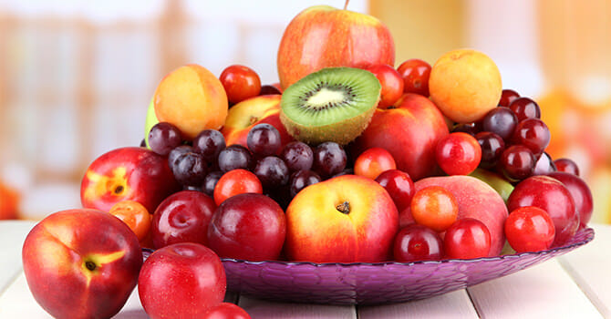 Fruits Are Healthy And Natural Cure For Many Kinds Of Diseases