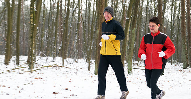 Winter Exercise Is The Key To Combat Its Harshness