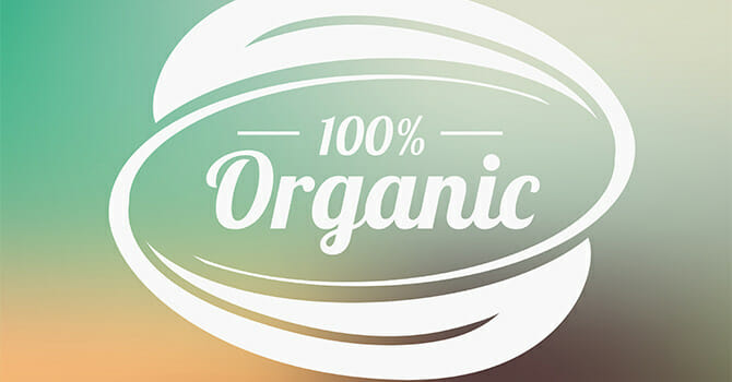 Make Sure That A Product Is Authentically Organic