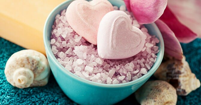 Diy Products Like Bath Salts Are The Best