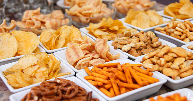 Eating Junk Foods Is Like Eating Poison