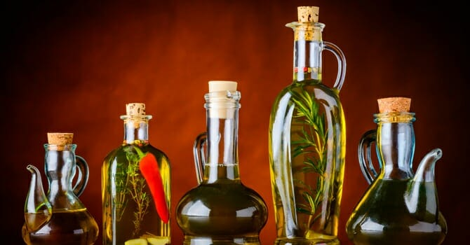 Healthy Oils Are Necessary For A Beautiful Skin