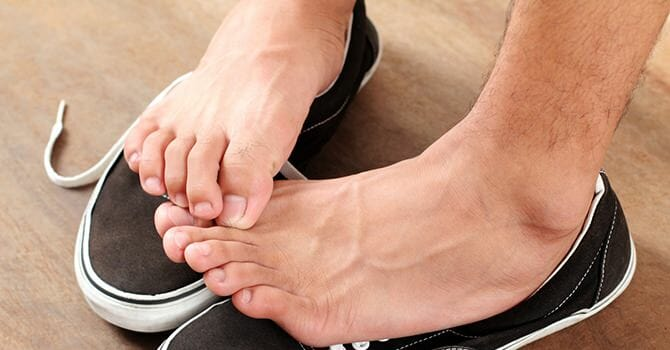 Feet And Toenails Are Often Vulnerable To Skin Problems