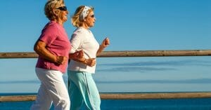Exercise Keeps Us Young And Healthy