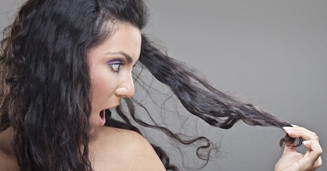 Hair Loss Can Be Caused By Different Factors