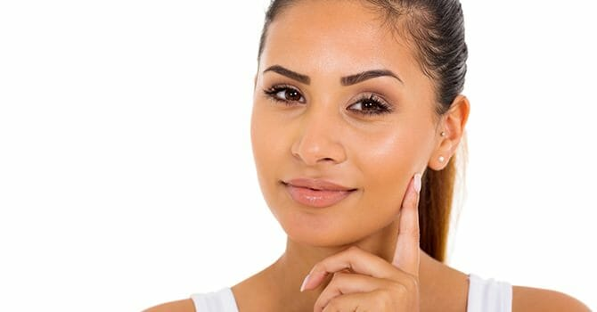 Elastic Skin Means A Younger Look