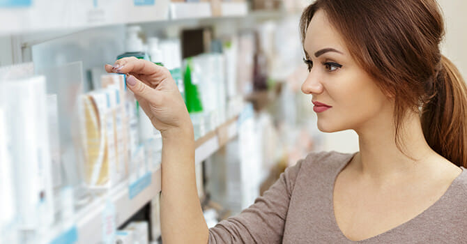 Beware When Shopping For Cosmeceuticals