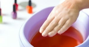 Nail Soaks Can Help Keep Our Nails Healthy