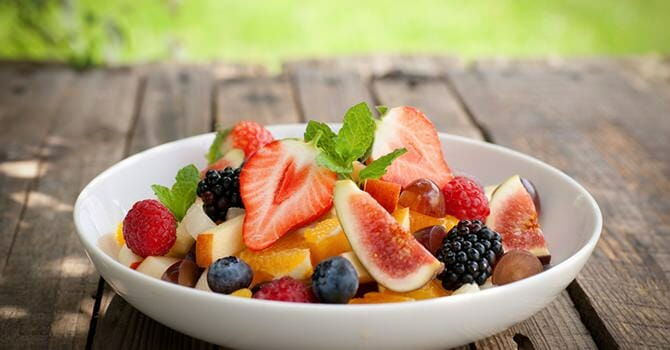 A Healthy Serving Of Fruits Can Help You Maintain Youthfulness