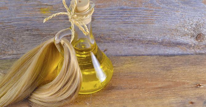 One Of The Best Uses Of Argan Oil Is For The Hair