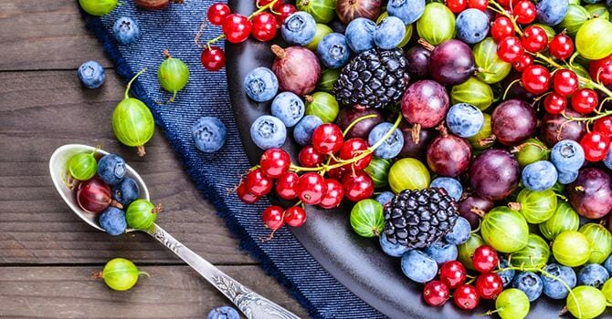 Antioxidants Helps Fight Off Aging