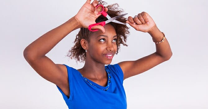 Dry Hair Can Be Caused By Several Factors